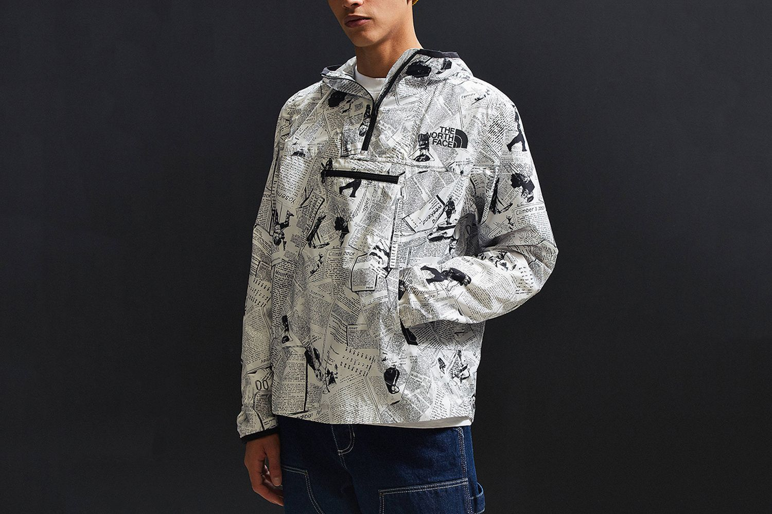 Crew Run Wind jacket