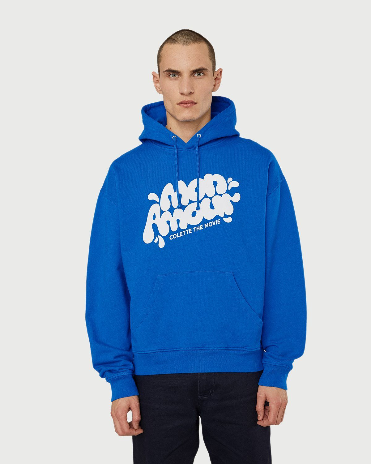 Colette Mon Amour — Water Bar Hoodie Blue - Image 2