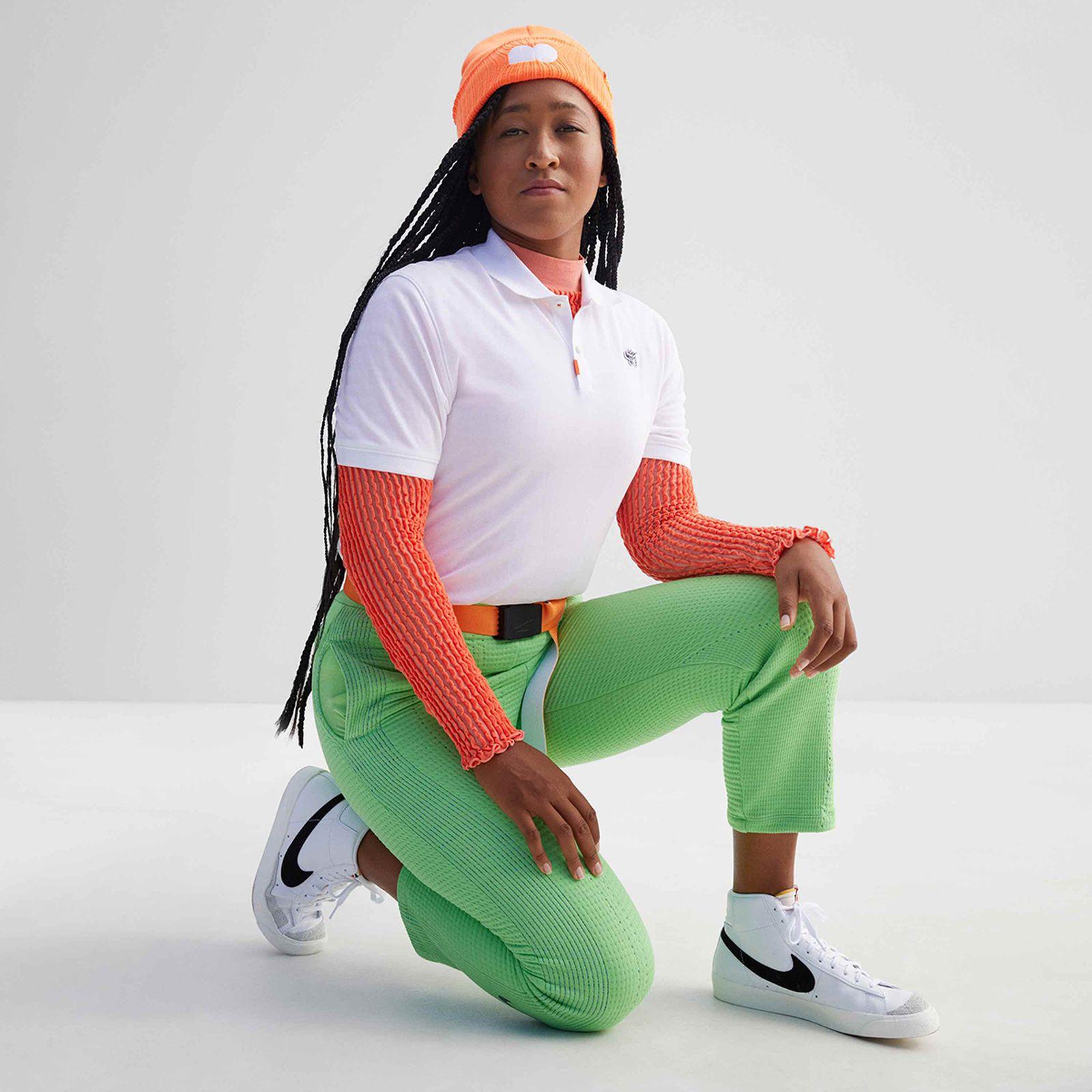 Naomi Osaka Nike apparel