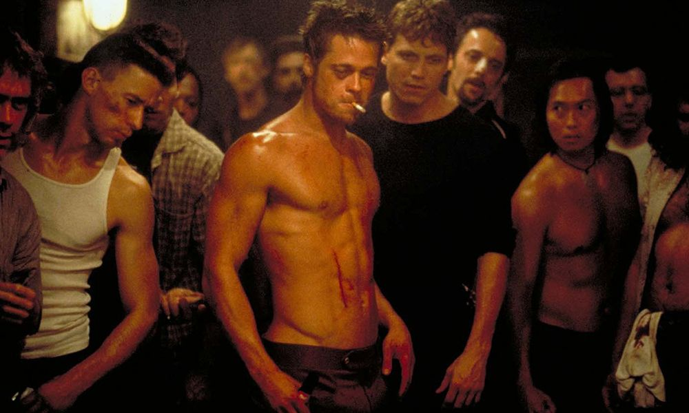 f08e944ce The  Brad Pitt Fight Club  Workout Will Get You Ripped   Ready For a  Revolution
