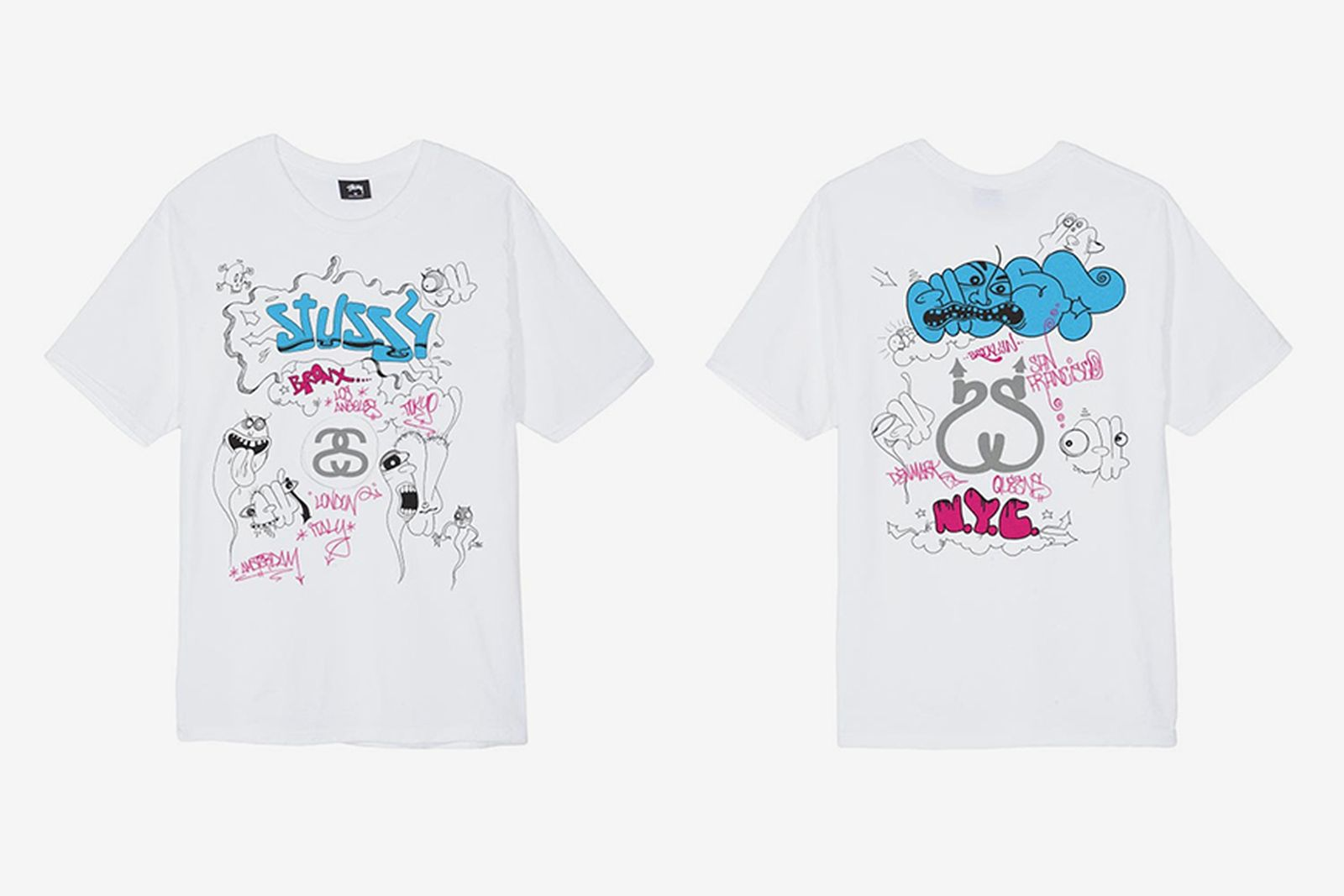 stussy archive pop up sale new york 1 Stüssy