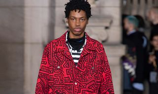 Études Channels Keith Haring for FW19