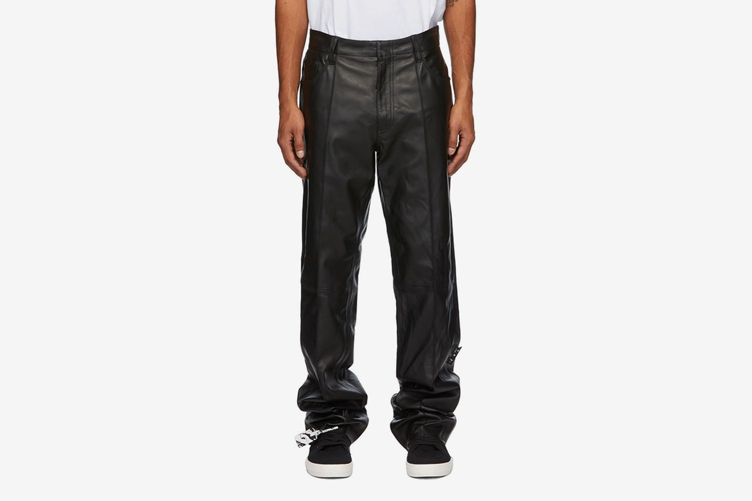 Leather Formal Pants