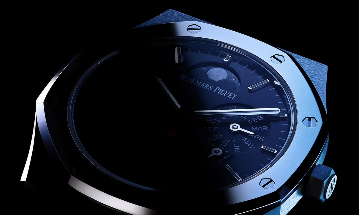 The Meaning of Audemars Piguet's Royal Oak Selfwinding Perpetual Calendar Ultra-Thin