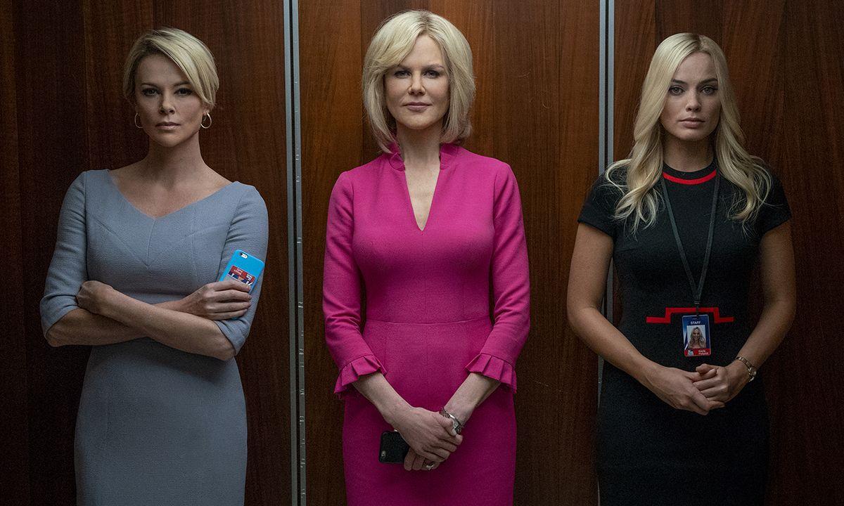 Margot Robbie, Charlize Theron & Nicole Kidman Star in New Movie About Fox News Sex Scandal