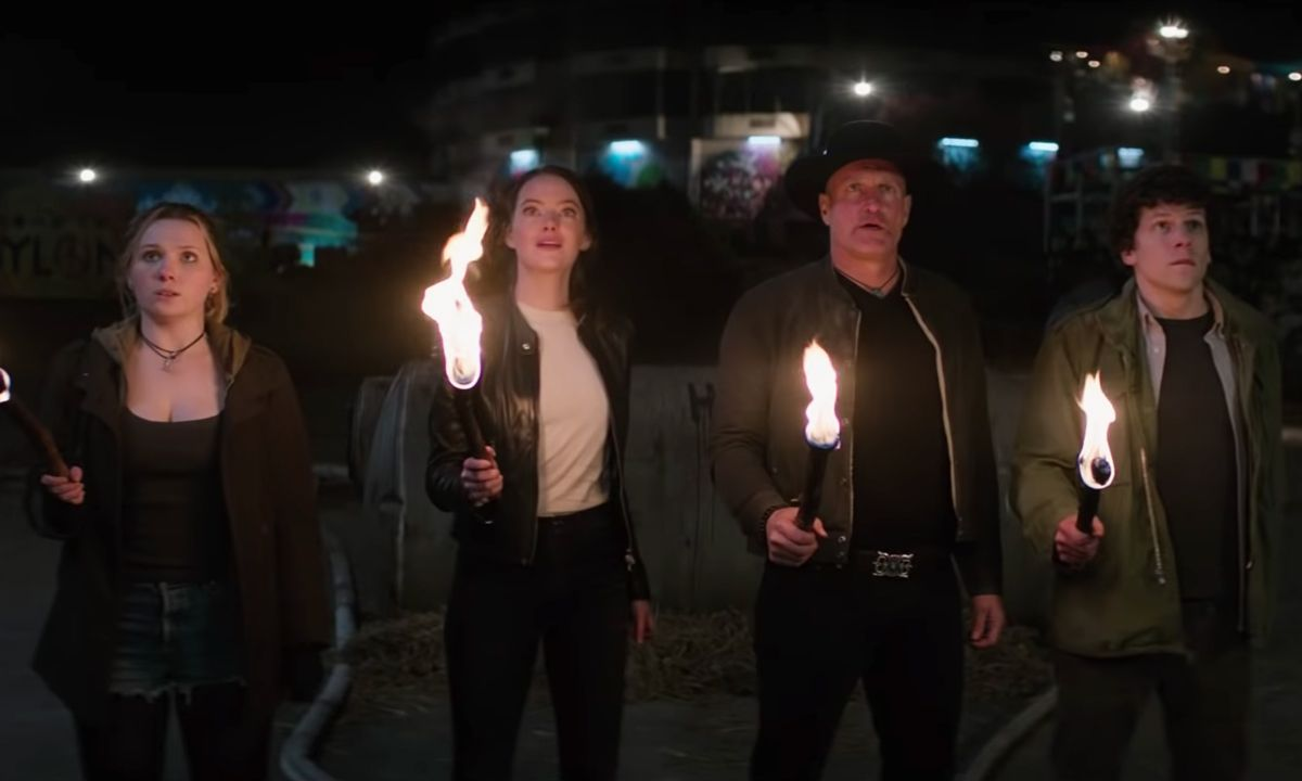 Image result for zombieland double tap trailer
