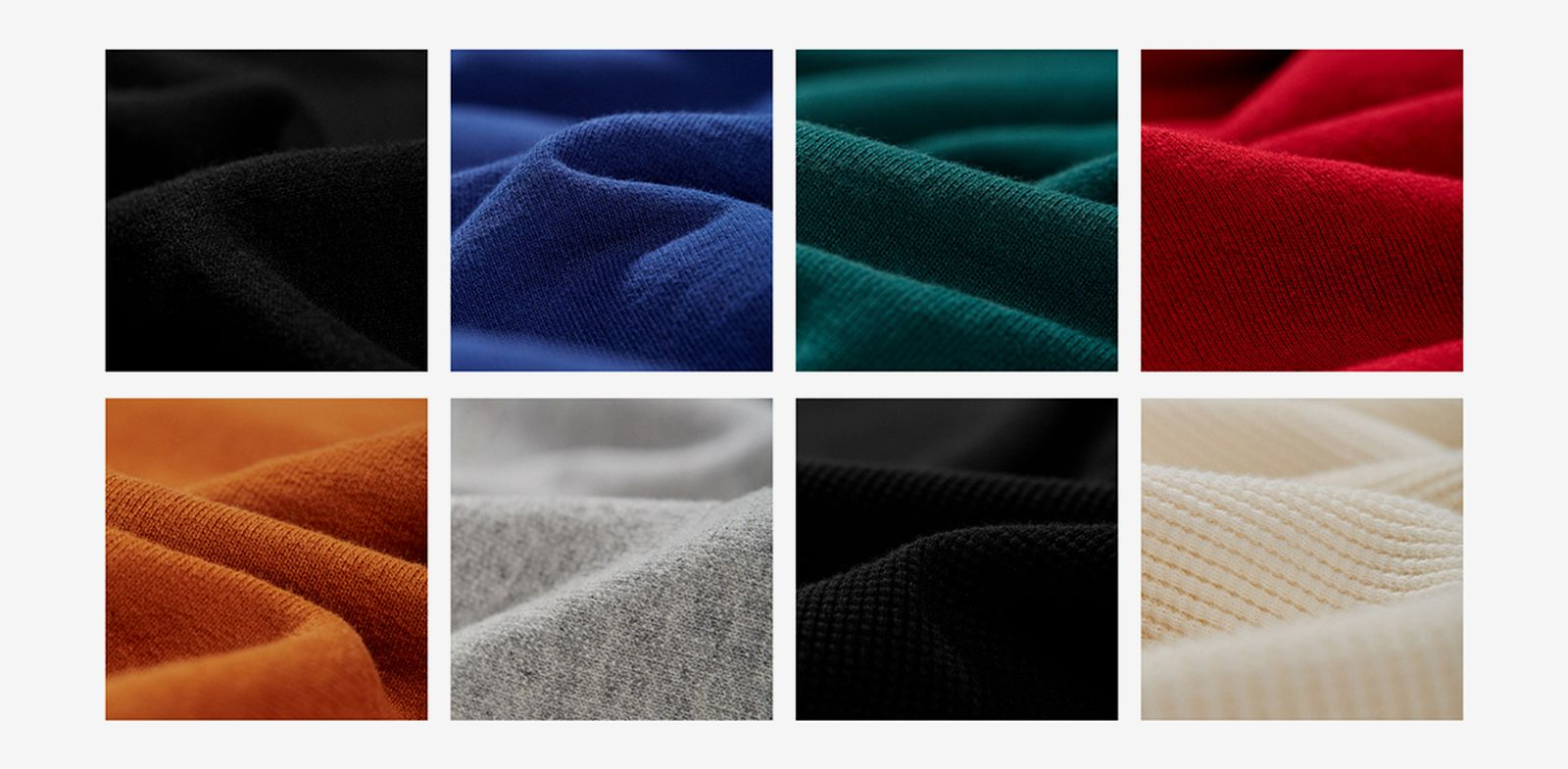 Aimé Leon Dore FW19 Uniform Program fabrics