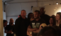 Watch Kanye West Surprise Pharrell During Q&A at Design Miami