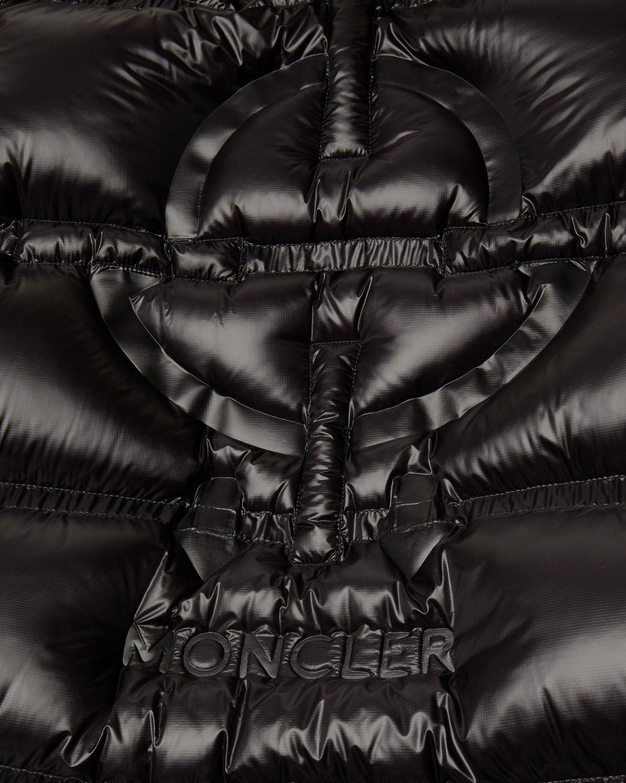 5 Moncler Craig Green — Sullivor Long Coat Black - Image 4