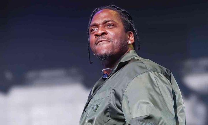 "Pusha T Baby Announcement ""Follow God"" Kanye West"