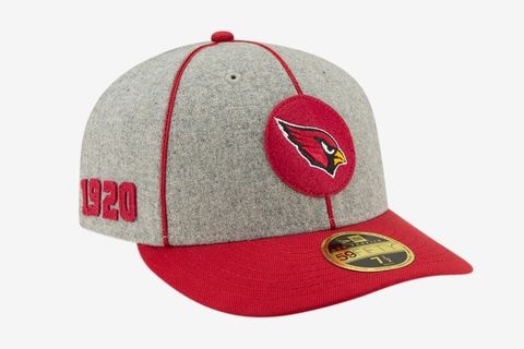 Arizona Cardinals Home Low Profile 59FIFTY Fitted