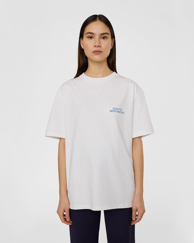 Colette Mon Amour — London T-Shirt White - Image 3