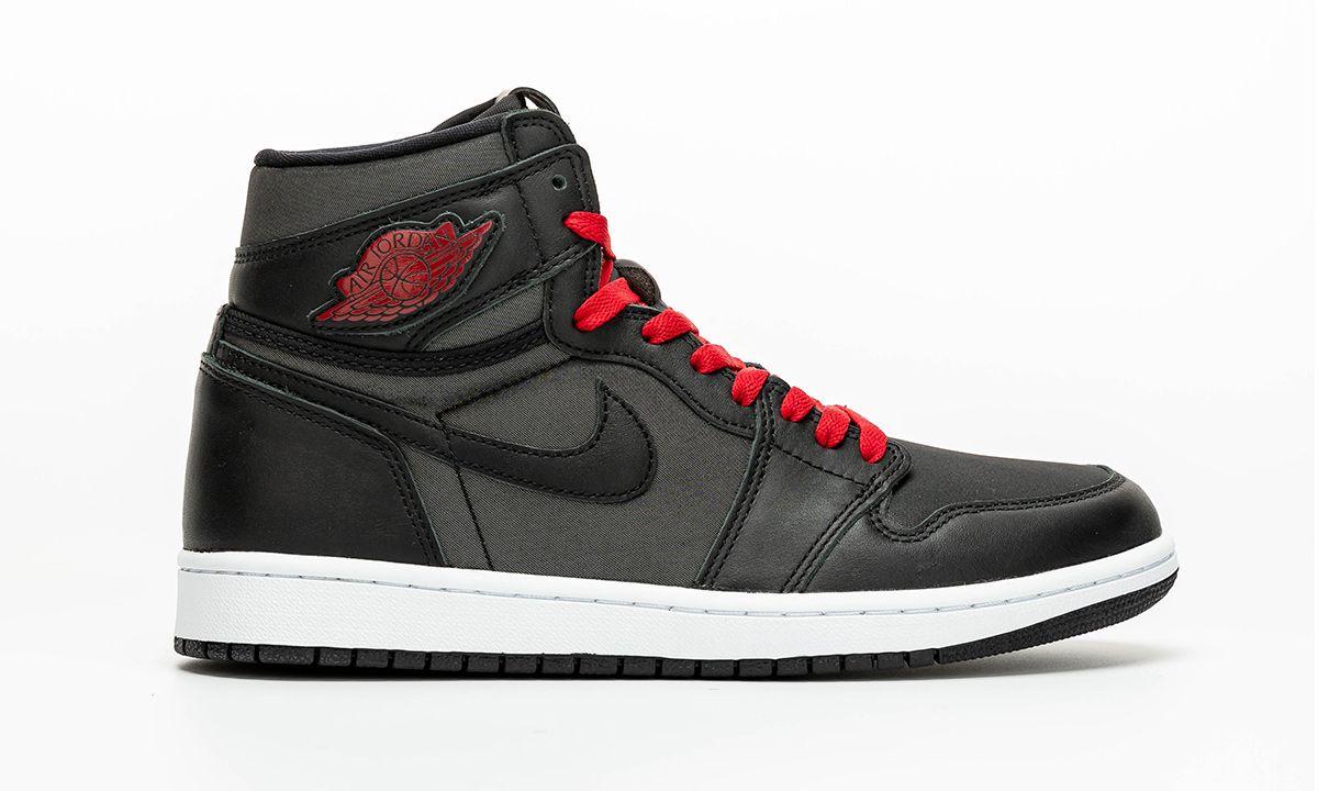"""A """"Black Satin"""" Nike Air Jordan 1 Could Be Dropping Next Year"""