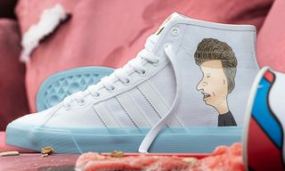 You Can Now Shop adidas' Nostalgic New 'Beavis and Butt-Head' Collab