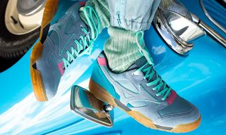 SAYHELLO & Mizuno Come Together for First Sneaker Collab
