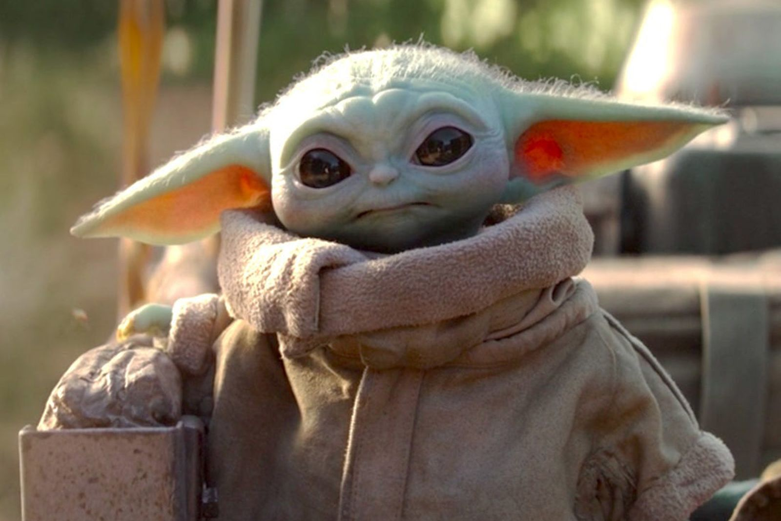 Is Baby Yoda Getting A Cosmetics Line