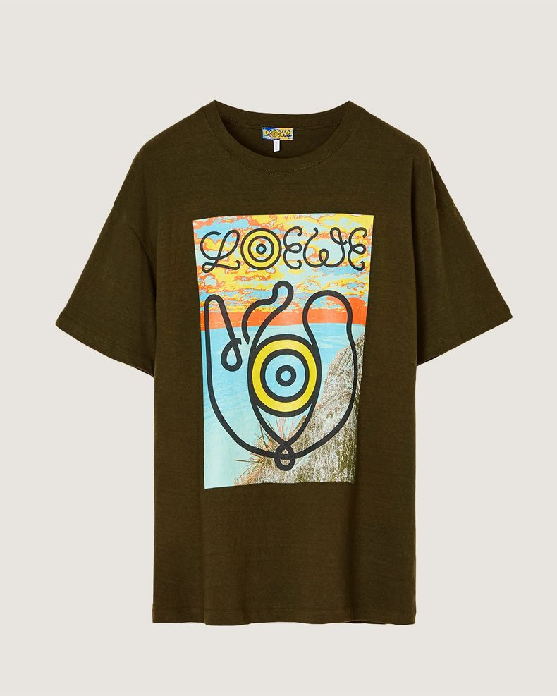 Eye/Loewe/Nature — T-Shirt