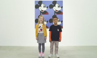 Uniqlo UT Celebrates Mickey Mouse & Andy Warhol's 90th Birthdays With Exclusive Capsule
