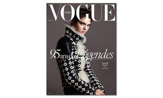 Kendall Jenner, Kate Moss, Christy Turlington and Gisele Bündchen Cover 'Vogue' Paris 95th Anniversary Issue