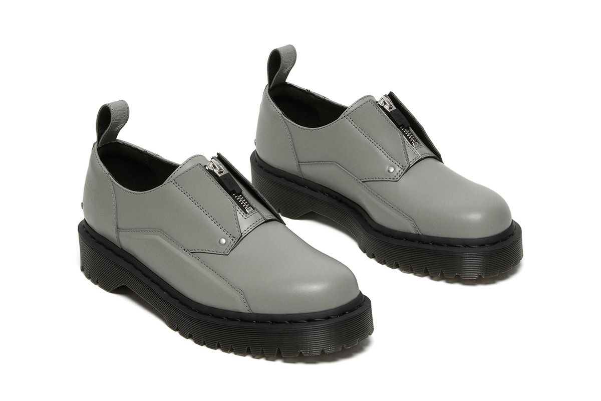 Step Into the Space Age With A-COLD-WALL* x Dr. Martens