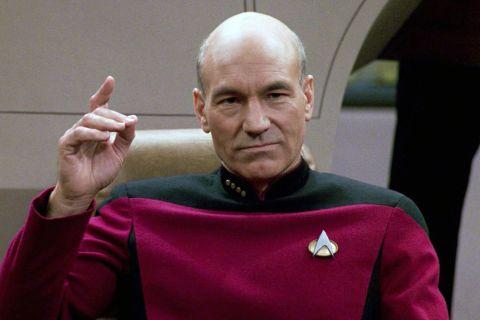 patrick stewart star trek return Jean-Luc Picard