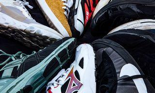 Highsnobiety Footwear Editor Chris Danforth Picks His 10 Favorite Sneakers of 2018