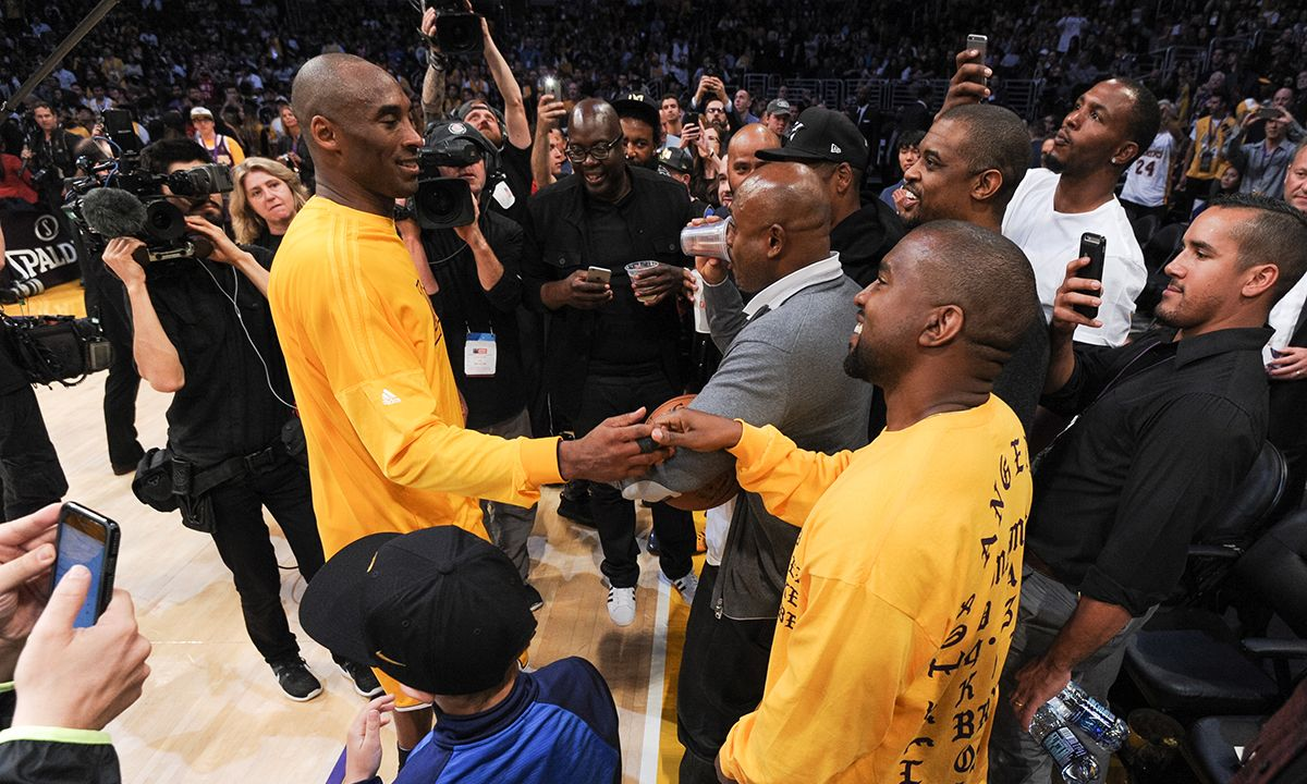 Kanye West Pays Tribute to Kobe Bryant at Sunday Service: Watch