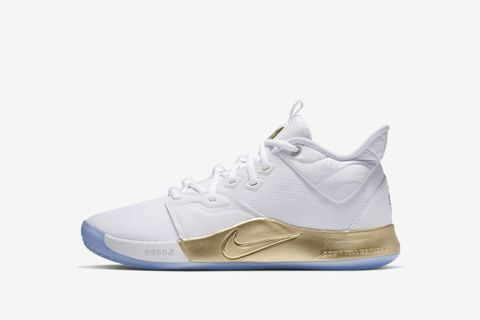 "PG 3 ""NASA White/Gold"""