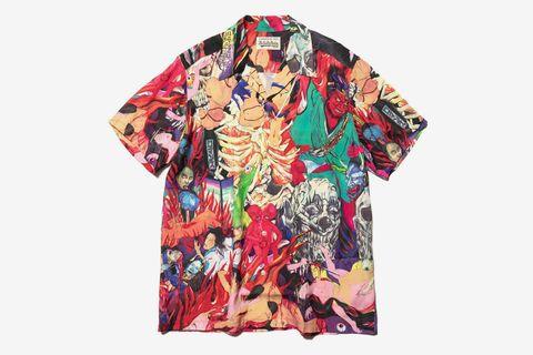 Hawaiian Shirt S/S (Type-1)
