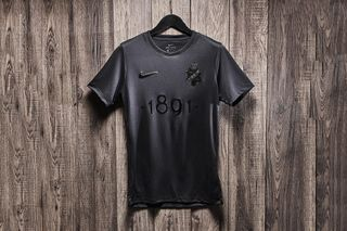 pretty nice 82af1 12798 AIK s Blacked-Out Soccer Jersey Might Be the Best This Year