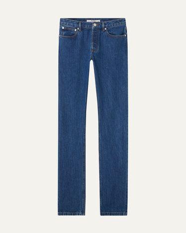 A.P.C. x Carhartt WIP - Indigo Jeans
