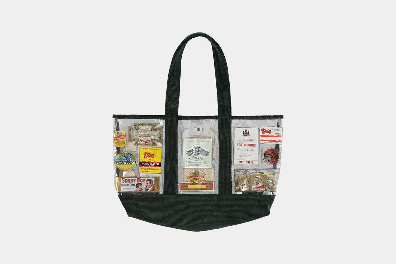 Label Tote Bag