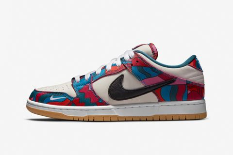 """SB Dunk Low """"Abstract Art"""""""