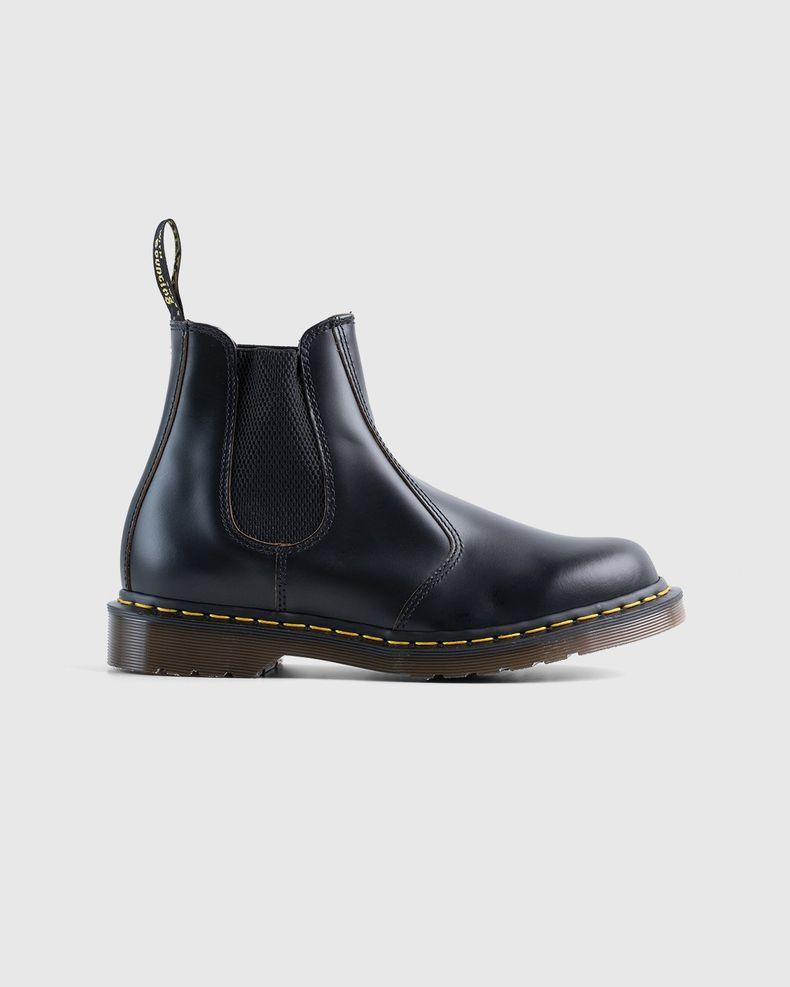 Dr. Martens – Vintage 2976 Black Quilon