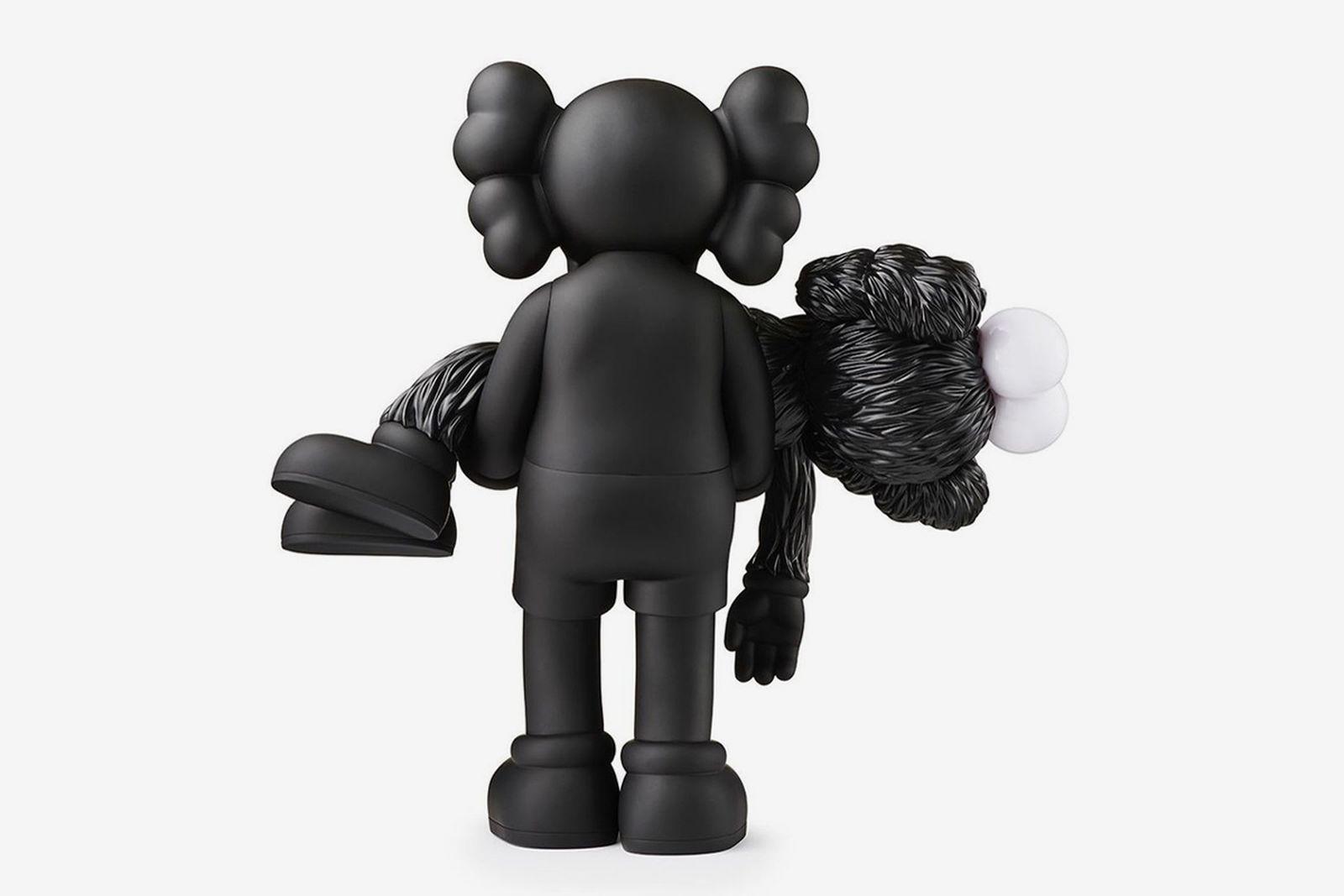 KAWS GONE figurine