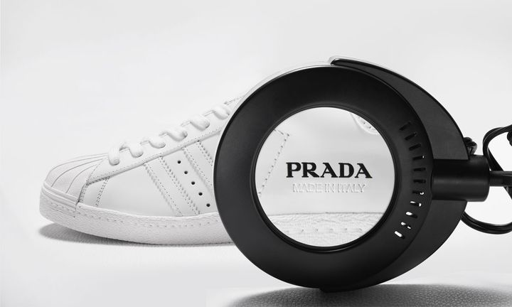 prada adidas superstar