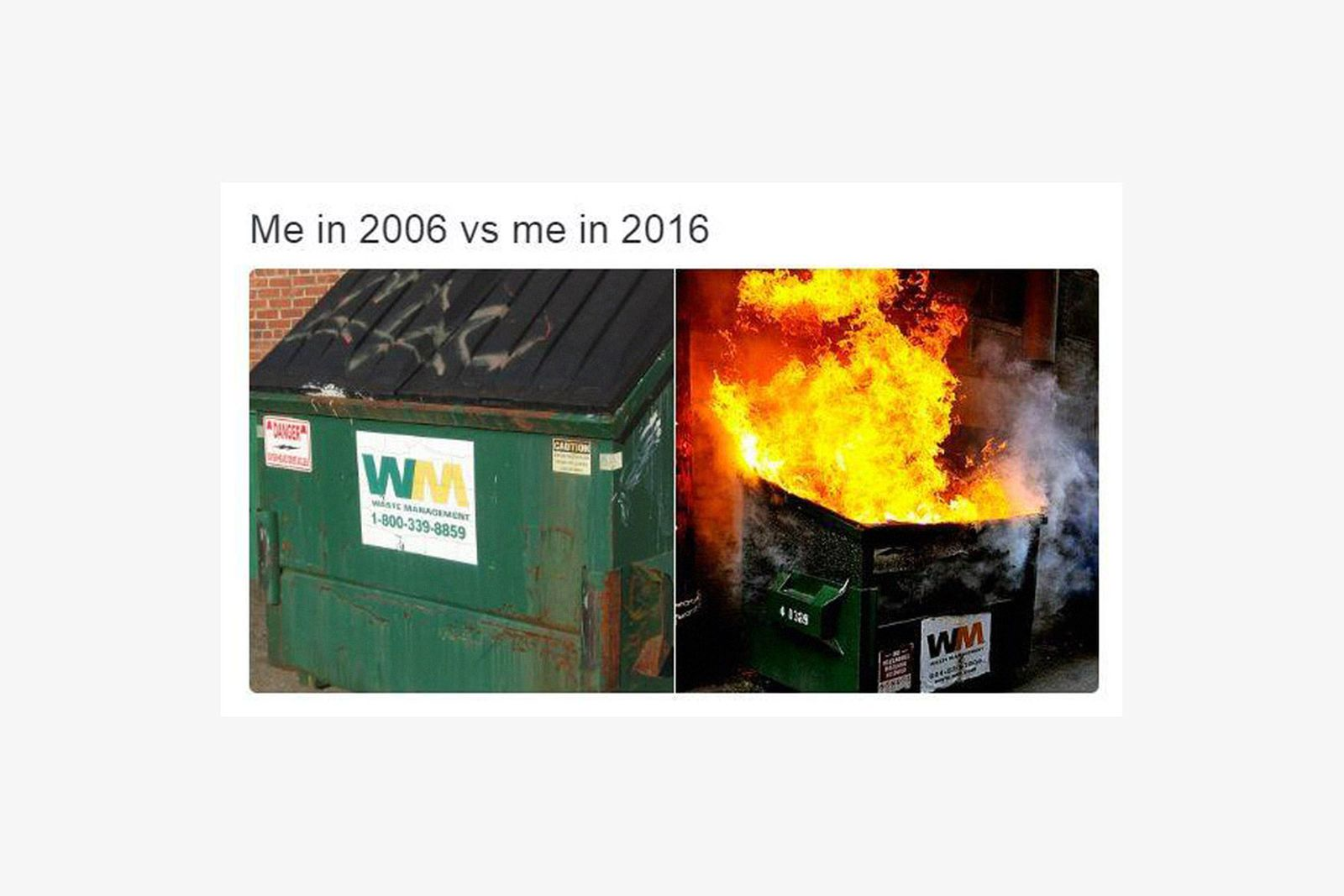 best-memes-of-2016-Me-in-2006-v-Me-Now