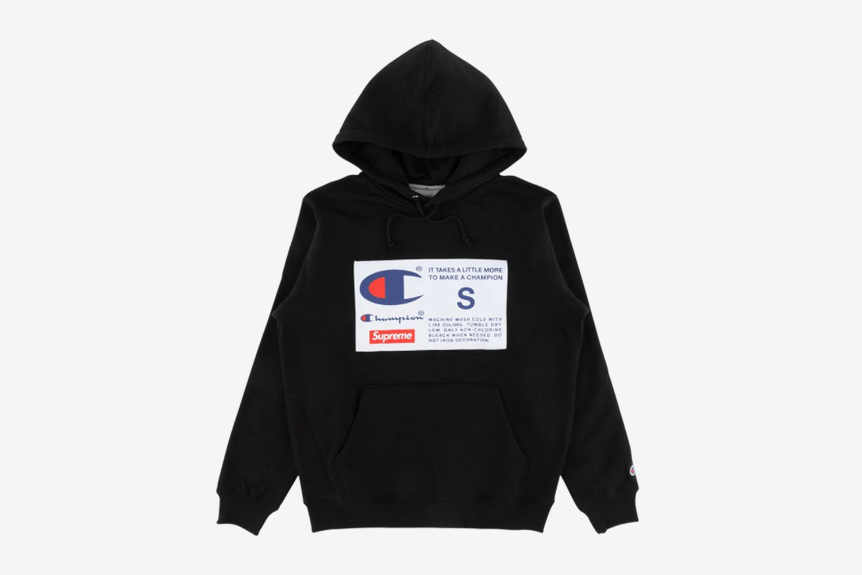 Label Hoodie