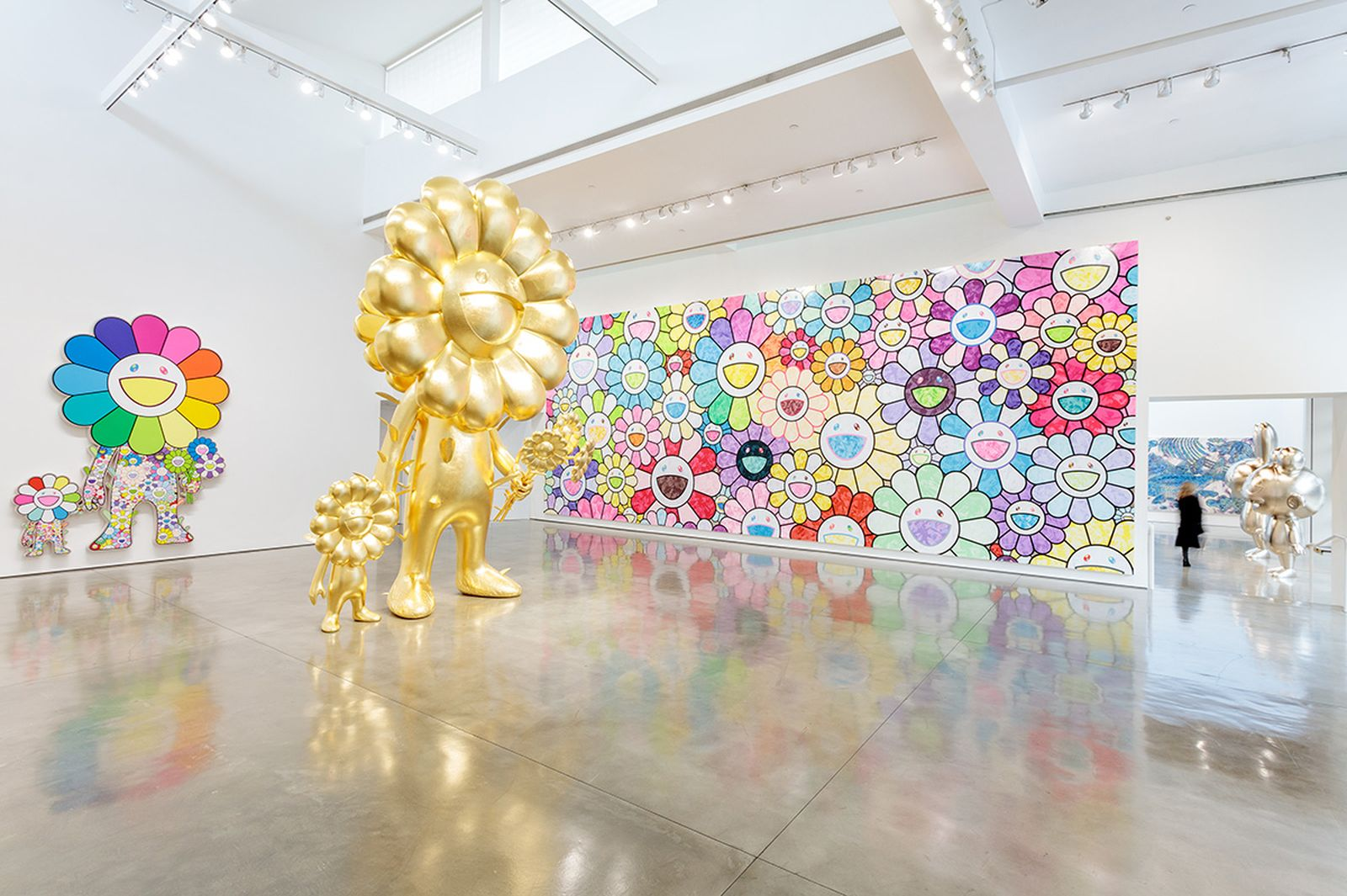 takashi murakami gyatei exhibition