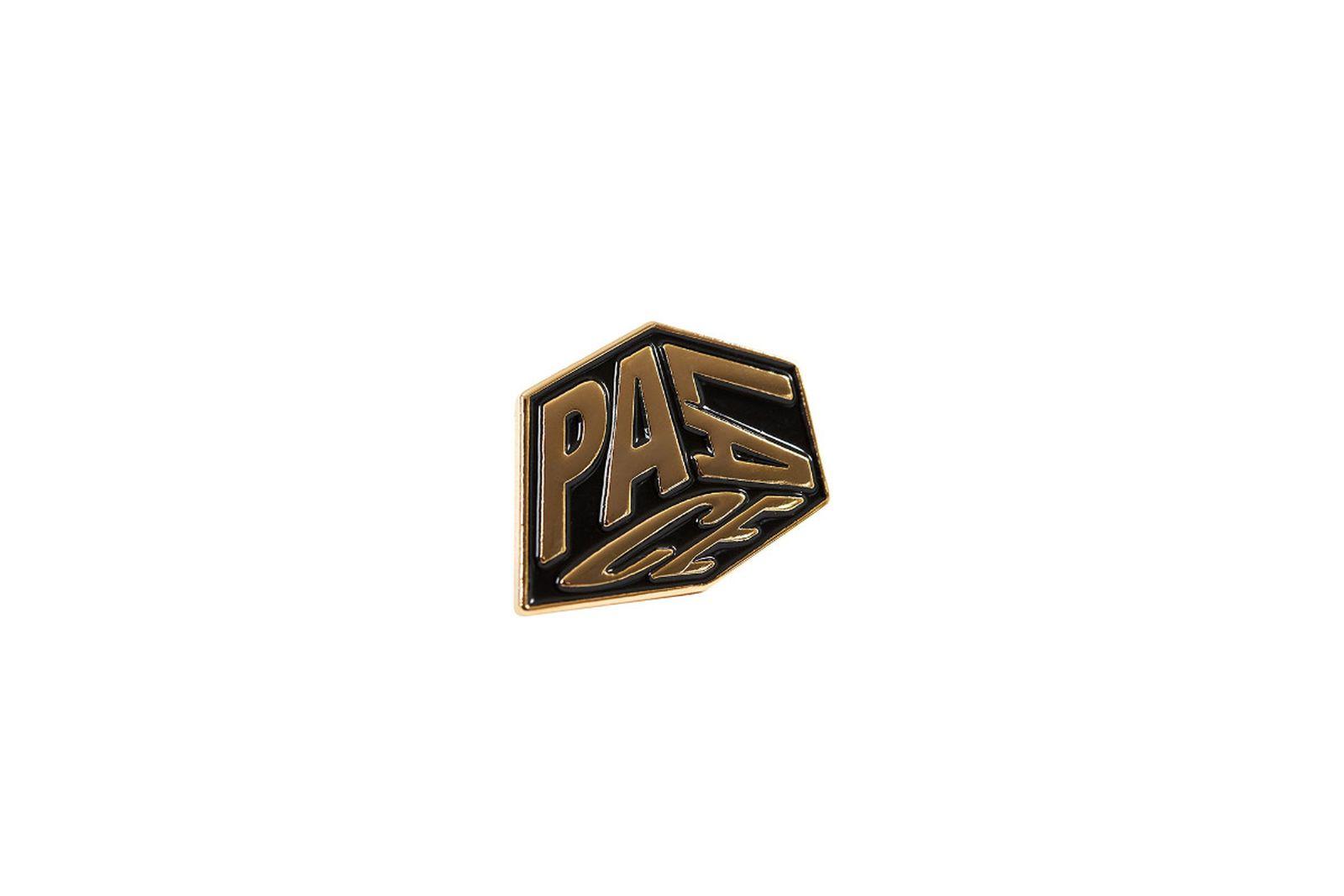 Palace 2019 Autumn pinbadge cube2262