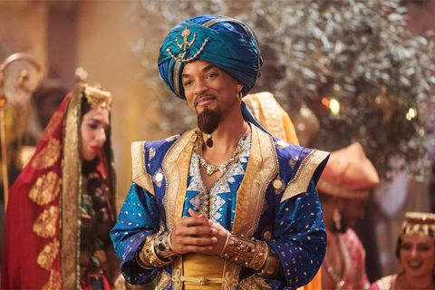 aladdin will smith highest grossing movie