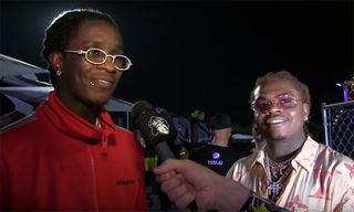 Young Thug Talks His Love of Danny Glover & 'The Flintstones' With Nardwuar