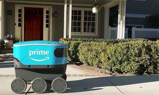 Amazon's New Delivery Robot Is Kinda Adorable