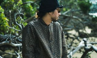 """Nepenthes Fall/Winter 2015 """"Campul"""" Editorial"""