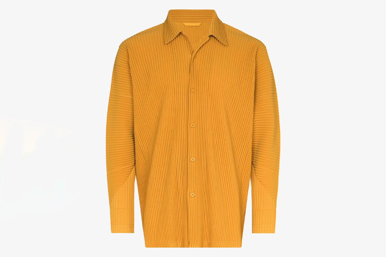 Plissé Shirt