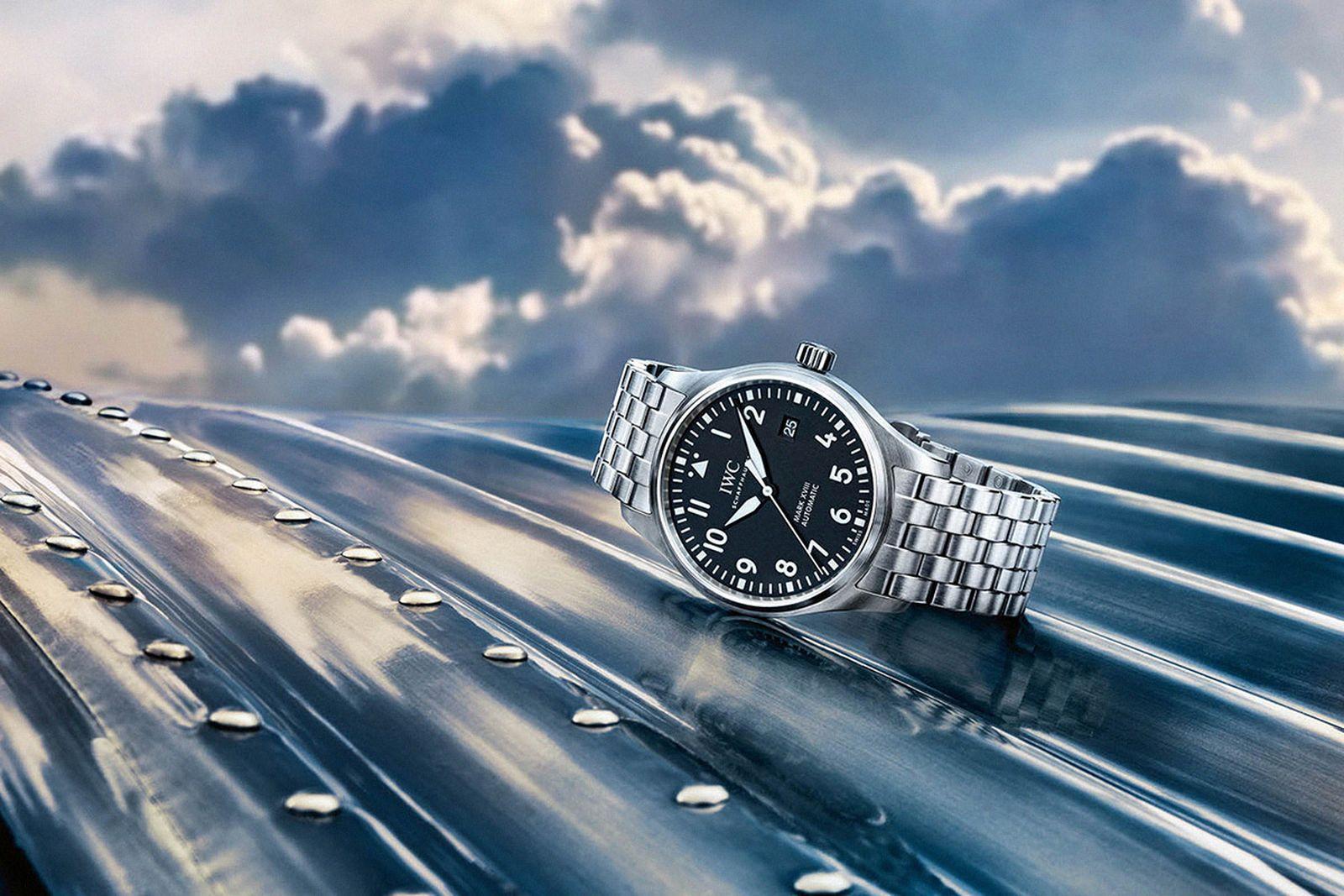luxury-watches-men-IWC-pilot-watch