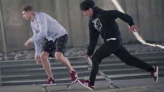 adidas skateboarding off campus skate edit adidas Campus ADV blondey mccoy
