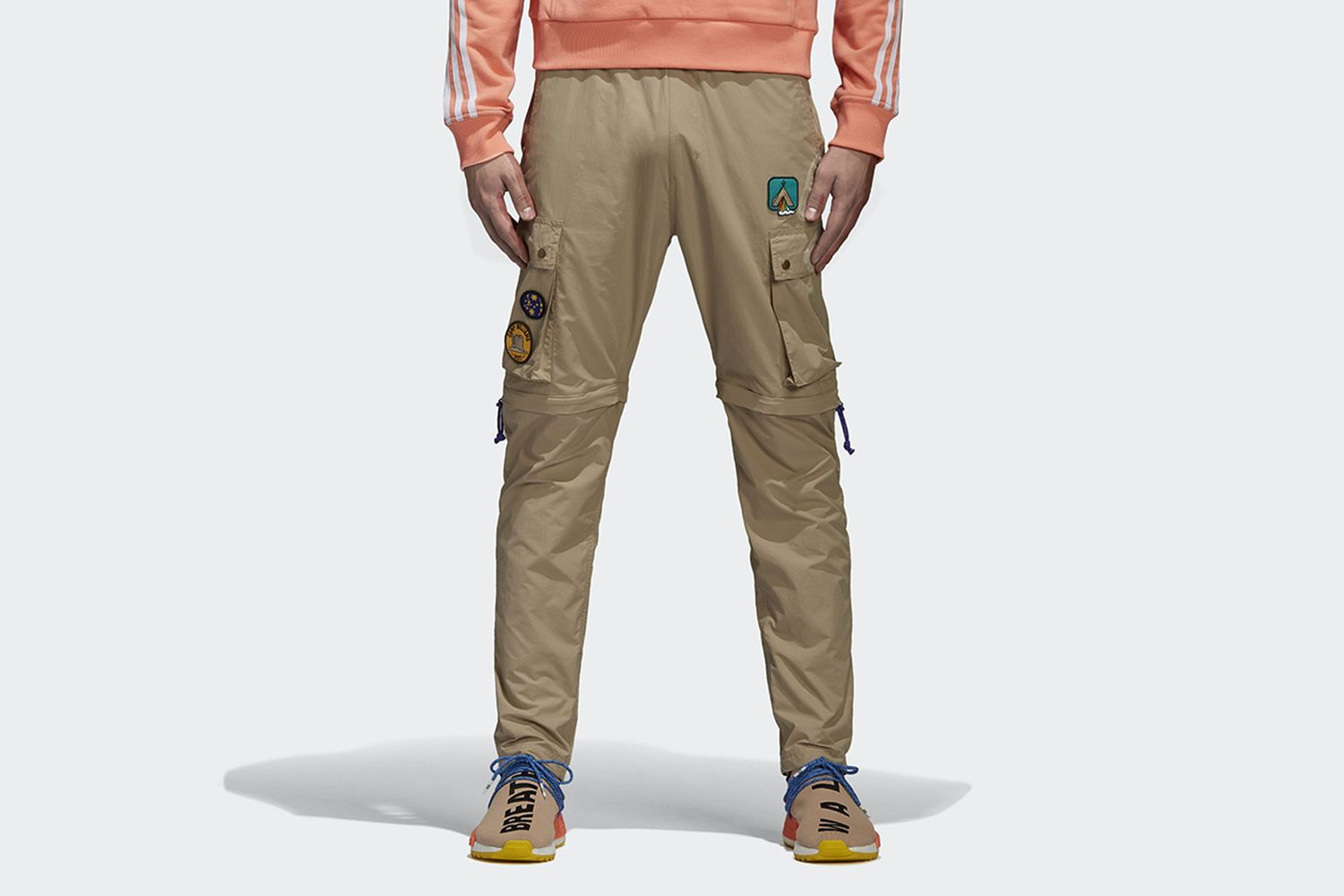 HU Hiking Cargo Pants