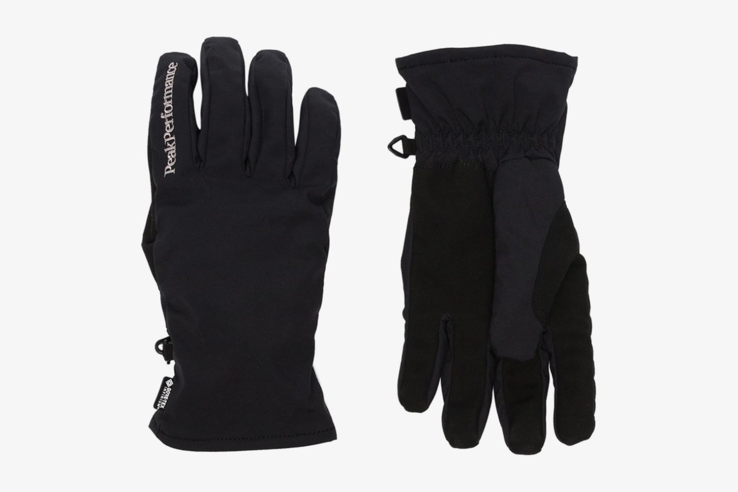 Windstopper Logo Gloves