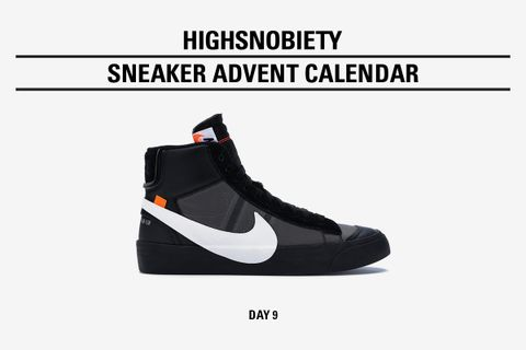 highsnobiety advent calendar day nine